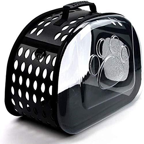 Bomoya Zainetto per animali domestici Space Capsule Zipper Design...