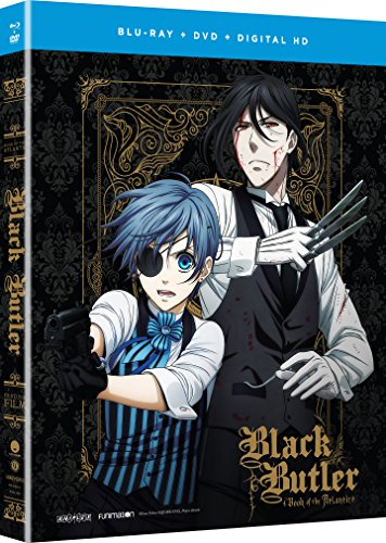 Black Butler - Book of the Atlantic [Blu-ray]