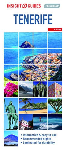 Insight Guides Flexi Map Tenerife (Insight Maps)