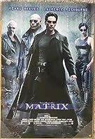 映画ポスター マトリックス MATRIX 27×40inc (68.9cm×101.6cm) US版 vd1 [並行輸入品]
