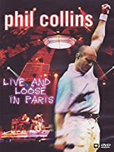 Phil Collins - Live & Loose in Paris by Ronnie Caryl