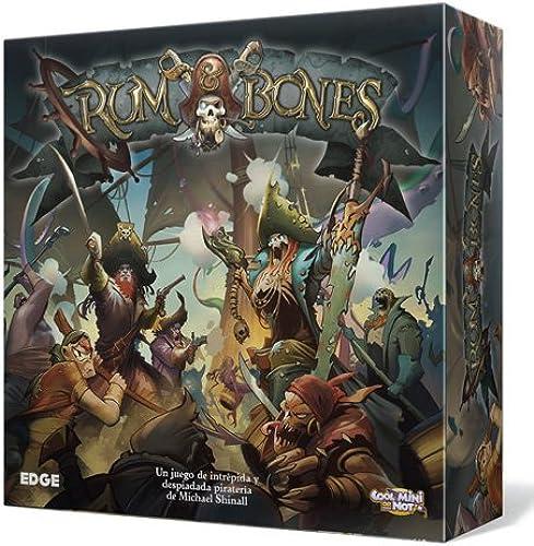 Rum & Bones Das Brettspiel (Edge Entertainment edgrab01)