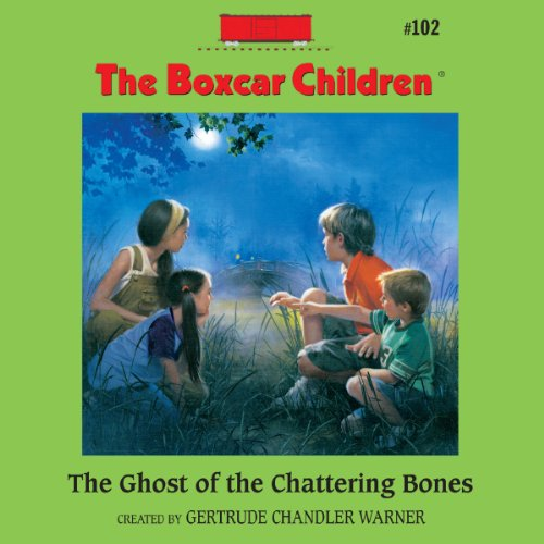 The Ghost of the Chattering Bones cover art
