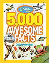 5,000 Awesome Facts (About Everything) is one of our top picks for reluctant readers.