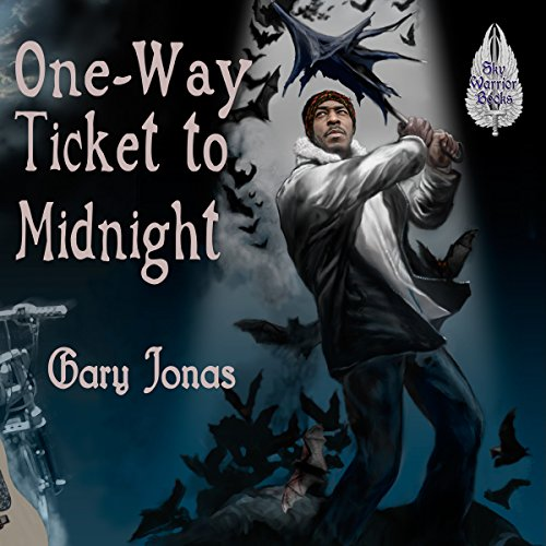 One-Way Ticket to Midnight audiobook cover art