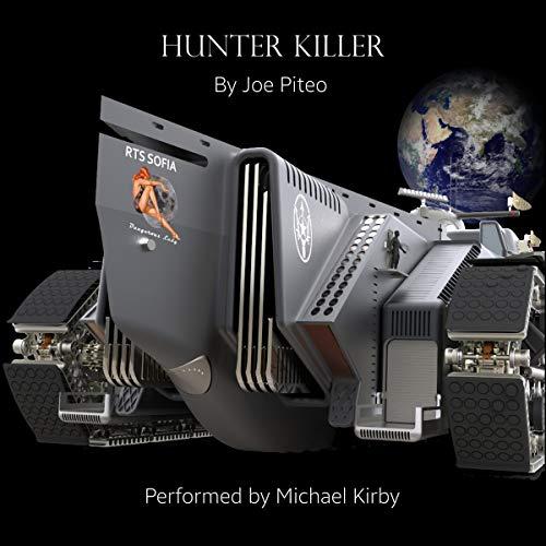 Hunter Killer: War on the High Seas of the Moon Audiobook By Joe Piteo cover art