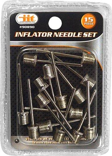 IIT 90890 Inflator Needle Set, 15-Piece