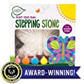 Creative Roots Paint Your Own Mosaic Butterfly Stepping Stone by Horizon Group USA