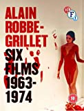 Alain Robbe-Grillet Collection 1963-1974 (6 Films) - 3-Disc Box Set ( L'immortelle /...