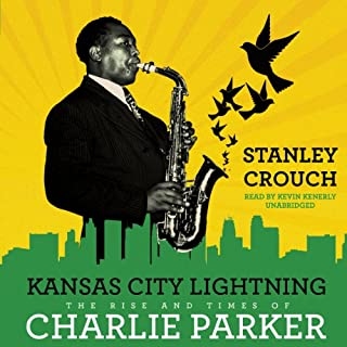 Kansas City Lightning audiobook cover art