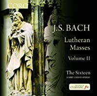 Lutheran Masses II by The Sixteen (2014-03-11)
