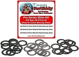 FastEddy Bearings Pro Series Shim Kit Wheel / Clutch HPI Baja