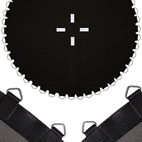 SPRINGOS Tapis de saut avec 48 œillets métalliques pour trampoline d
