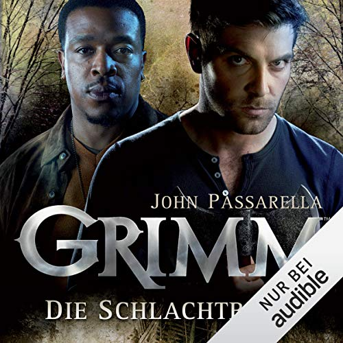 Die Schlachtbank audiobook cover art