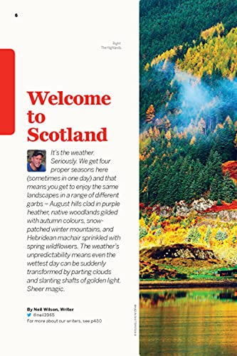 Lonely Planet Scotland 11 (Nation Guide) - 51JOrfD51zS. SL500