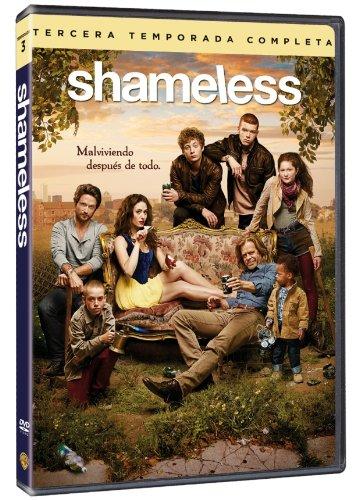 Shameless Temporada 3 [DVD]