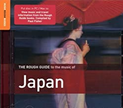 Rough Guide to the Music of Japan by Rough Guide to the Music of Japan (Secon (2008-06-24)