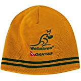 Wallabies Bonnet officiel Supporter de Rugby Australie Adulte