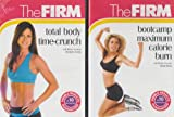 The Firm : Bootcamp Maximum Calorie Burn , the Firm Total Body Time Crunch - Box Set