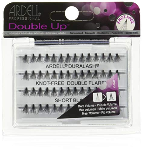 ARDELL Double Up Individuals Knot-Free Short Black Faux-cils