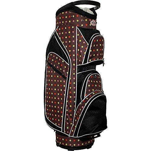 Tabú modas Mónaco Premium ligero señoras bolsa de Golf (más colores disponibles), Eye Candy