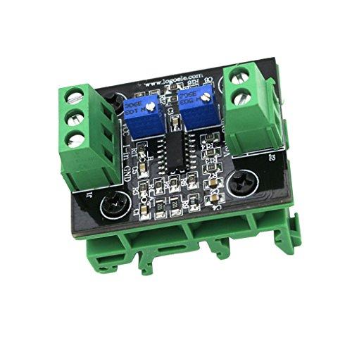 Convertidor De Señal De Transmisor De Aislamiento De Corriente A Tensión 4-20ma A 0-10v