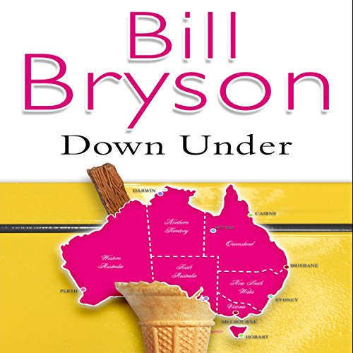Down Under audiobook cover art