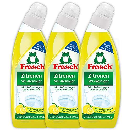 Frosch -   Zitronen