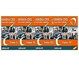 Guardia Civil - PACK AHORRO Temario Completo - 4 tomos (GUARDIA CIVIL. ESCALA DE CABOS Y...