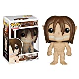 Attack on Titan Eren Jaeger Titan Form Pop! Vinyl Figure by Funko...