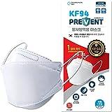 KF94マスク (黒, 白, 25,50) 個包装 防塵 ダイヤモンド 柳葉型マスク メガネが曇りにくい 口紅が付きにくい 耳が痛くならない 男女兼用