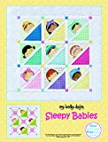 Amy Bradley Designs Sleepy Babies Quilt Pattern, Multi
