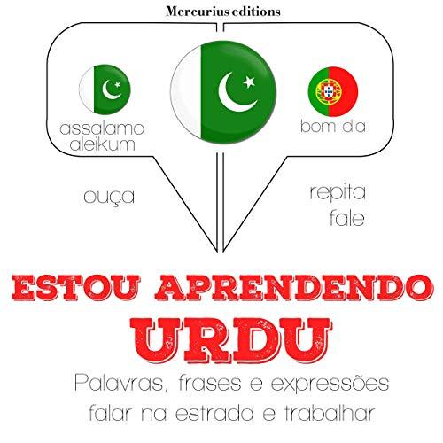 Estou aprendendo urdu audiobook cover art