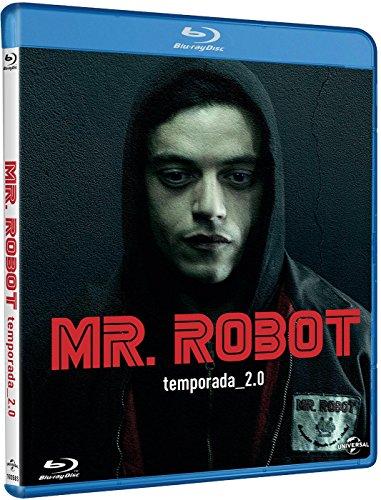 Mr. Robot - Temporada 2 [Blu-ray]