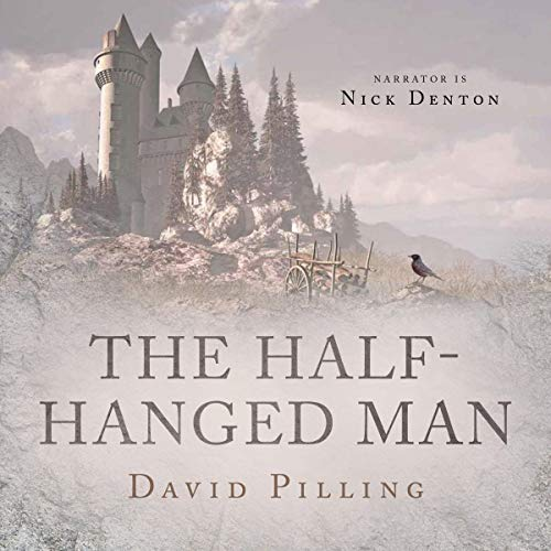 The Half-Hanged Man audiobook cover art