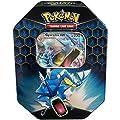 Pokemon SM11.5 Hidden Fates Gx Tin- Gyardos + 1 of 3 Foil Pokémon-GX Cards + 4 Booster Pack from Pokemon
