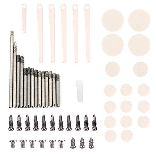 Tbest Herramientas de Reparación de Clarinete Set,Metal