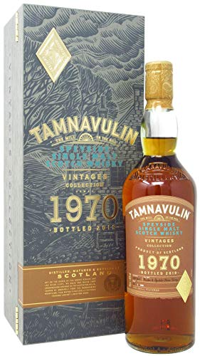 Tamnavulin - Vintages Collection - 1970 48 year old Whisky