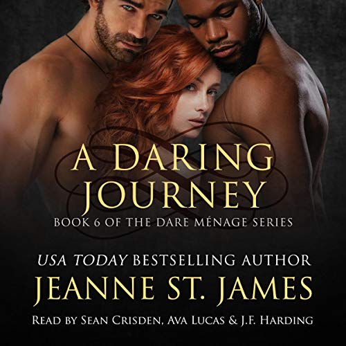 A Daring Journey cover art