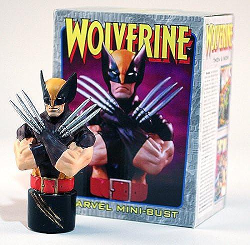 Wolverine (braun Variant) Mini Bust Bowen Designs