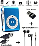 Vizykart Digital Mp3 Player + Earphone + No Display + USB Cable