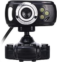 Tauser Mini C/ámara Espia HD 1080 Mini Coche C/ámara de 360 Grados de Grabaci/ón de Video Apoye la Visi/ón Nocturn C/ámaras esp/ía Soporte Micro SD C/ámara De Deporte o Webcam