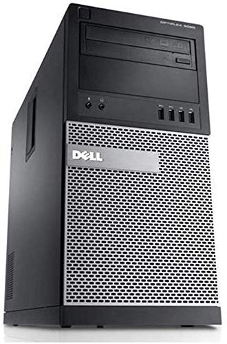 Dell Optiplex 9020 Tower Computer Gaming Desktop (Intel Core i7, 16GB Ram, 2TB HDD + 120GB SSD, Wifi, Bluetooth, HDMI) MSI Geforce GT 730 4GB Graphics - Windows 10 (Renewed)