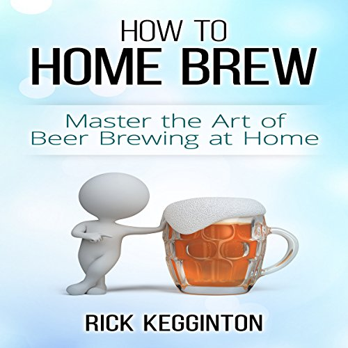 How to Home Brew cover art
