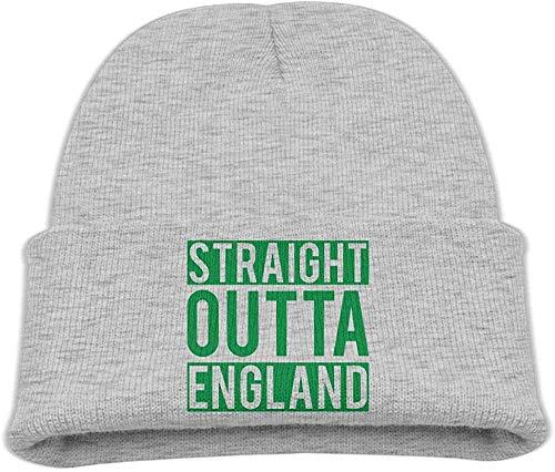Preisvergleich Produktbild Hxincyu Boys and Girls Lovely Knitted Hat Straight Outta England Skull Cap