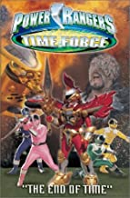 Power Rangers Time Force - The End of Time VHS
