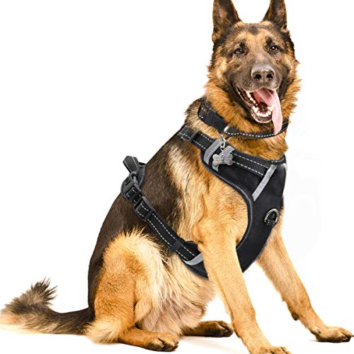 Large Dog Body Harness