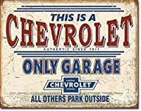 Garage 注意看板メタル安全標識注意マー表示パネル金属板のブリキ看板情報サイントイレ公共場所駐車ペット誕生日新年クリスマスパーティーギフト