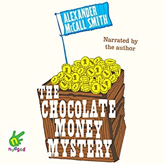 The Chocolate Money Mystery cover art