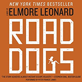 Road Dogs audiobook cover art